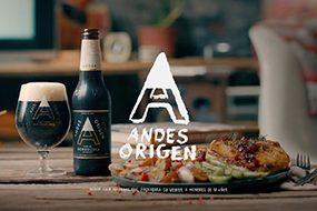 Publicidad Andes